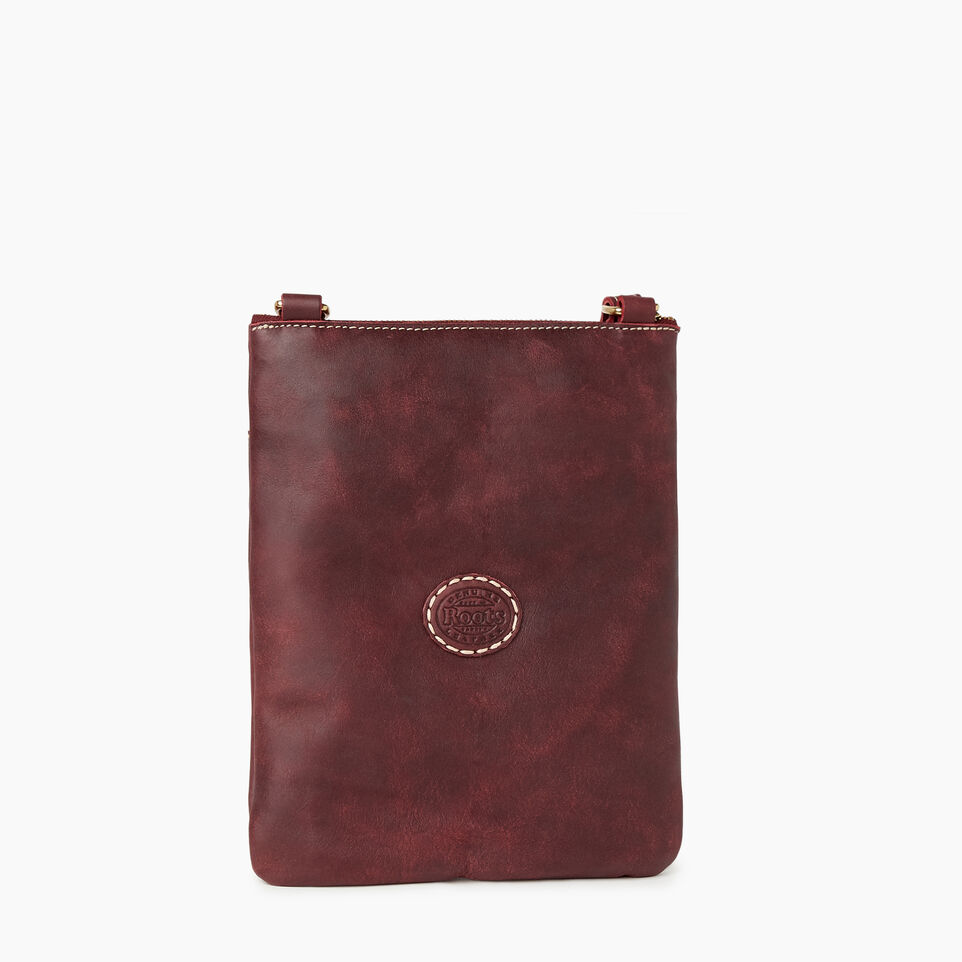 Roots-Women Clothing-Rosedale Crossbody-Crimson-C