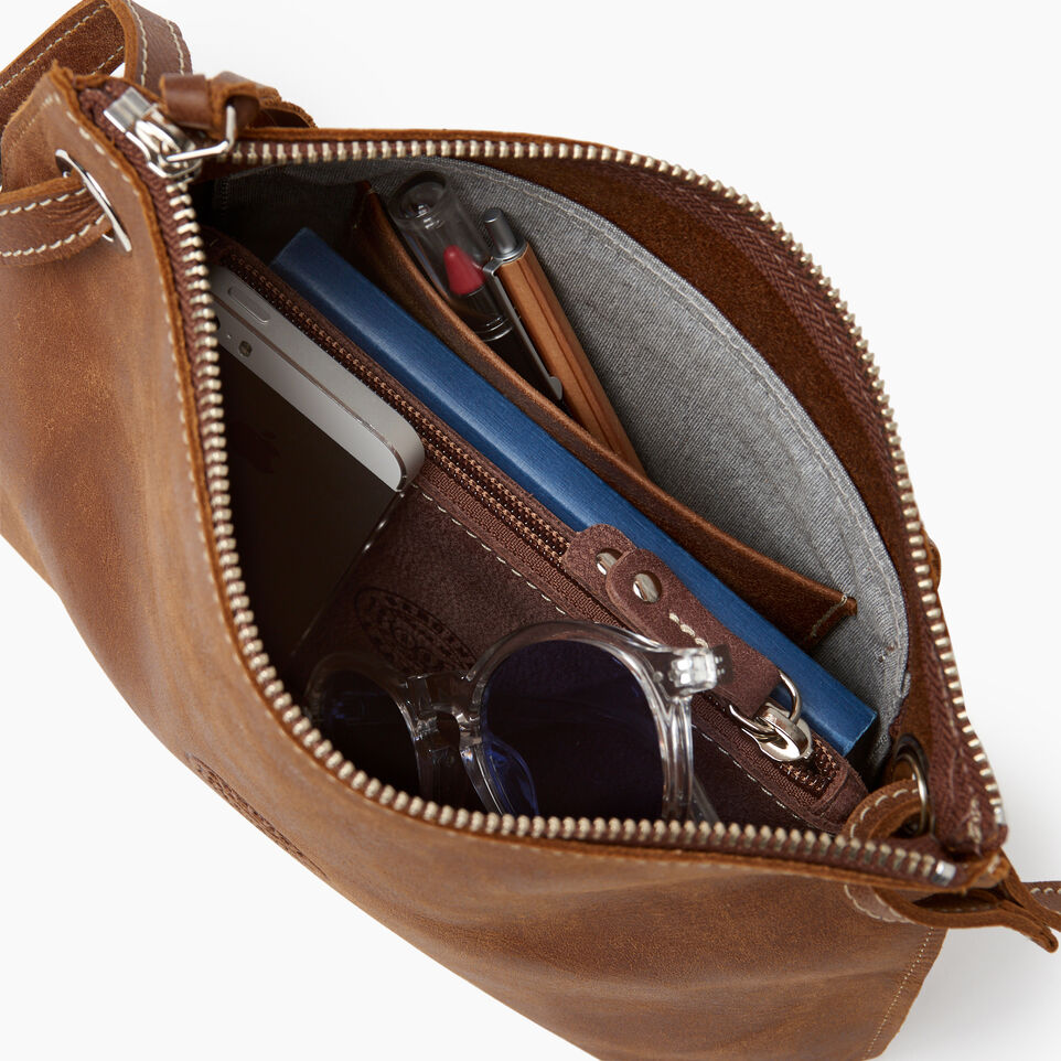 Roots-Leather Handbags-Edie Bag Tribe-Natural-D