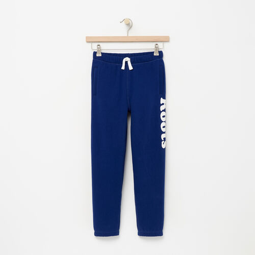 Roots-Winter Sale Kids-Boys Roots Remix Sweatpant-Blue Depths-A