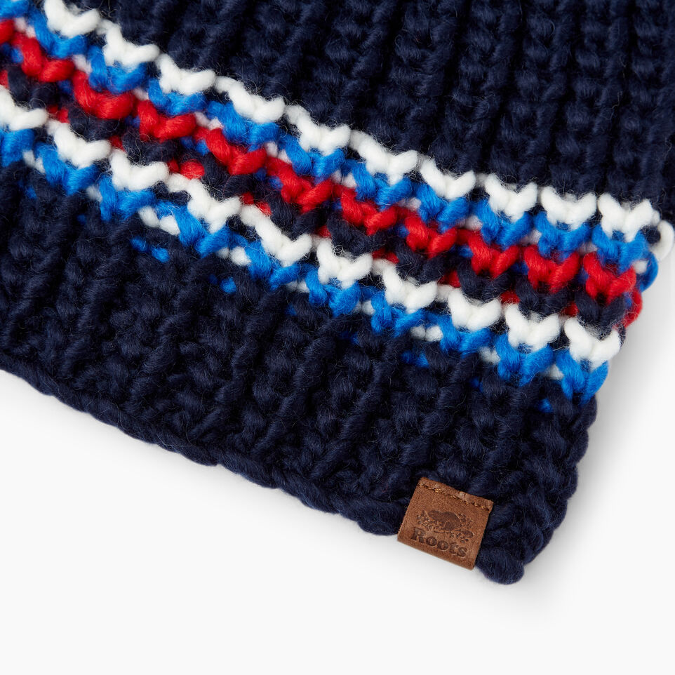 Roots-Women Our Favourite New Arrivals-Kananaskis Toque-Navy-E