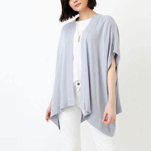 Roots-Women Our Favourite New Arrivals-Tessa Kimono-Chambray Blue-A