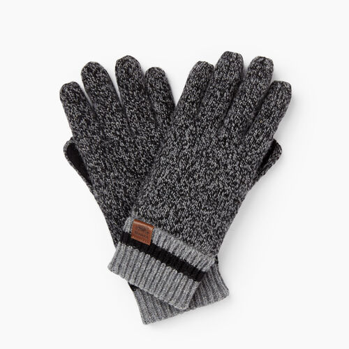 Roots-New For November The Roots Cabin Collection™-Roots Cabin Glove-Black Mix-A
