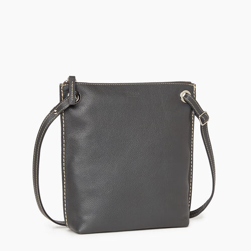 Roots-Leather New Arrivals-Festival Bag Cervino-Grey-A