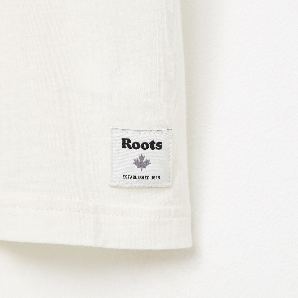 Roots-undefined-Mens Roots Sporting Goods T-shirt-undefined-E