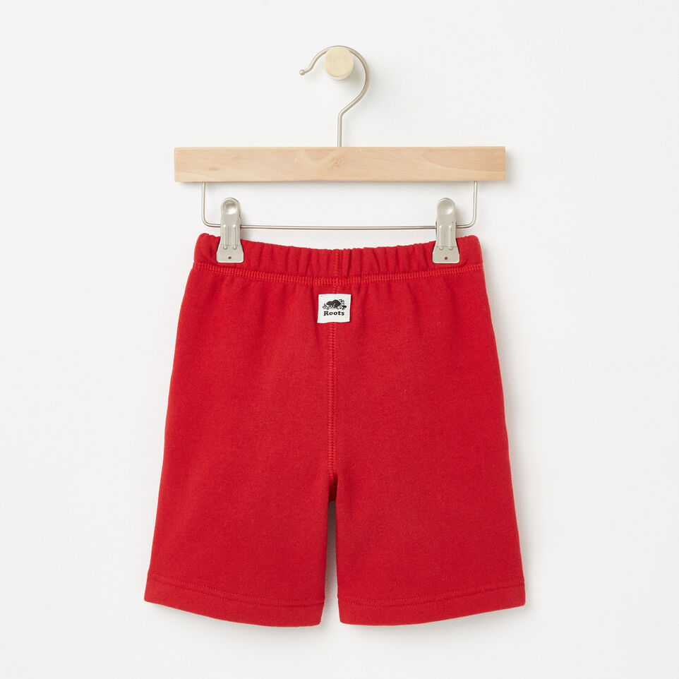 Roots-undefined-Toddler Canada Original Athletic Shorts-undefined-B