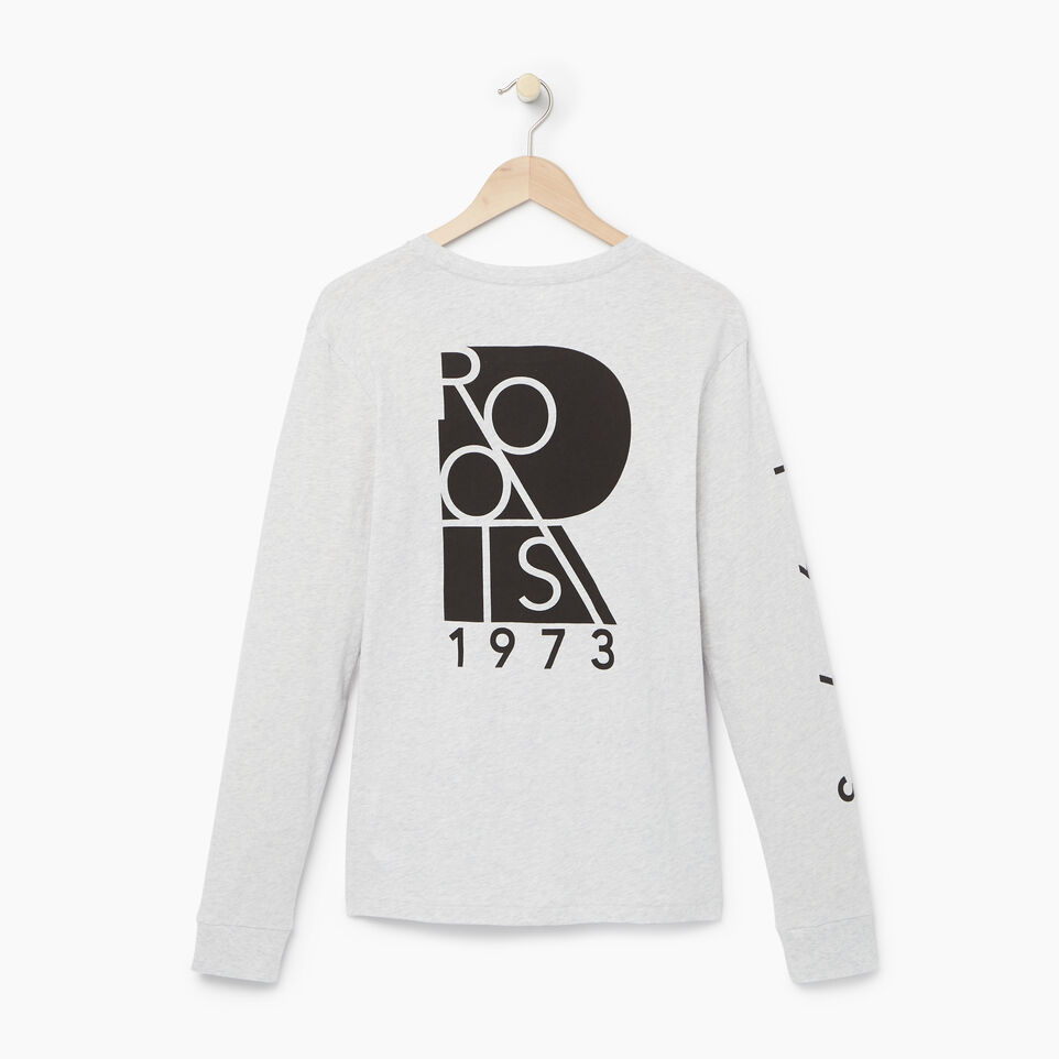 Roots-undefined-Mens Capital R Long Sleeve-undefined-B