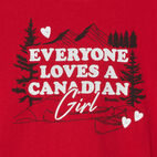 Roots-undefined-Girls Canadian Girl T-shirt-undefined-C