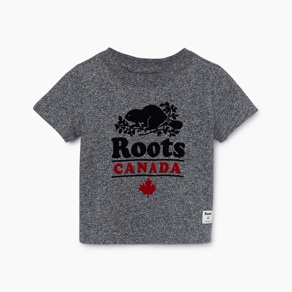 Roots-undefined-Baby Roots Canada T-shirt-undefined-A