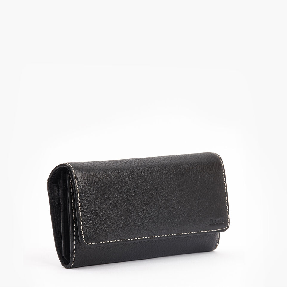 Roots-undefined-Large Chequebook Clutch Prince-undefined-D
