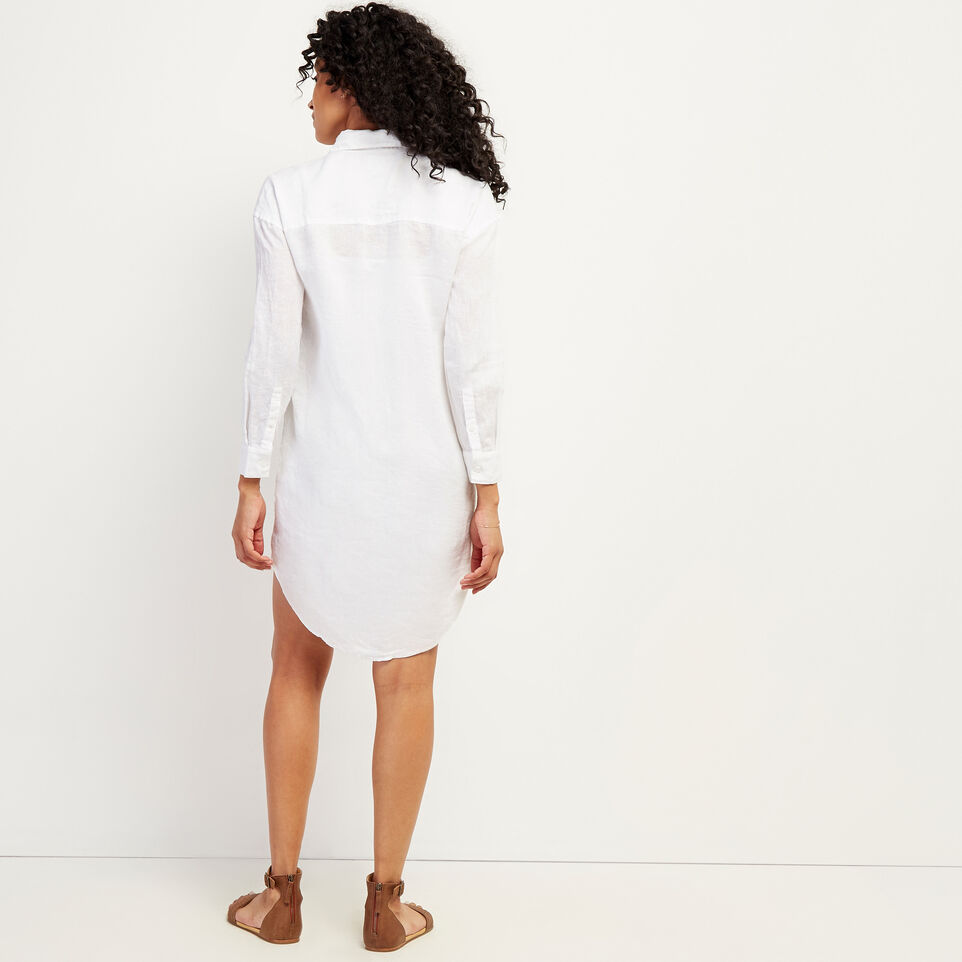 Roots-undefined-Lachine Shirt Dress-undefined-D