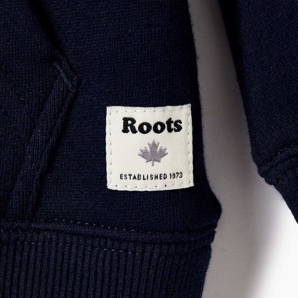 Roots-Kids New Arrivals-Toddler 2.0 Colourblock Raglan Hoody-Navy Blazer-C