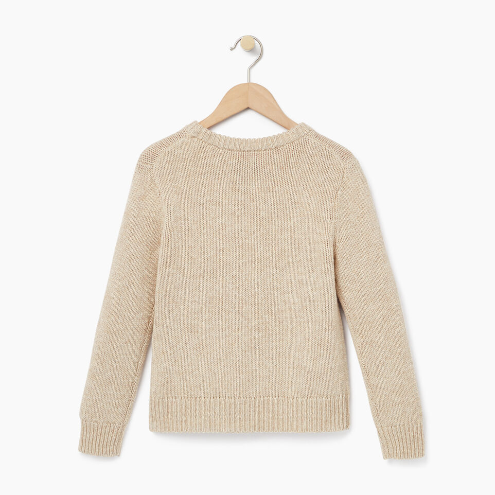 Roots-undefined-Girls Vault Crew Sweater-undefined-B