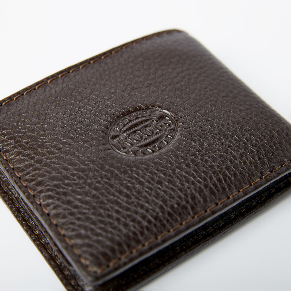 Roots-undefined-Mens Slimfold Wallet With Side Flap Prince-undefined-E