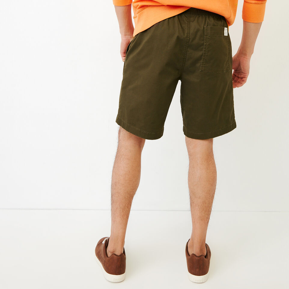 Roots-Men Our Favourite New Arrivals-Essential Short-Fatigue-D