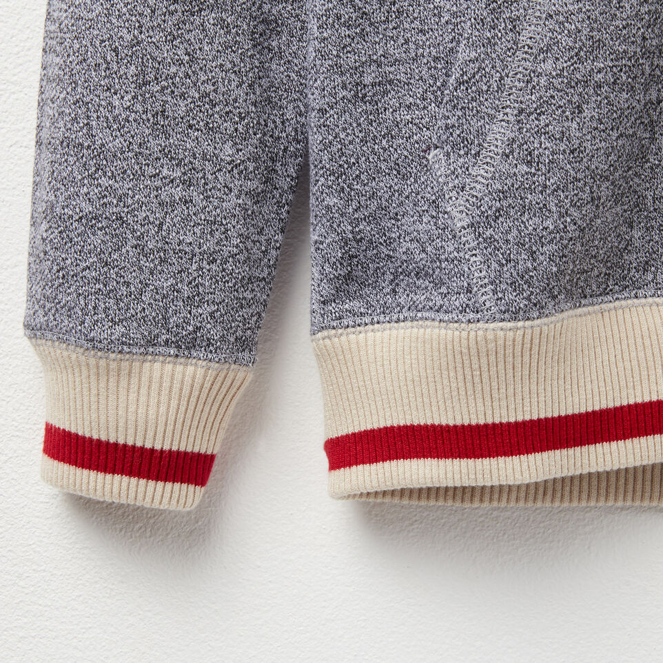 Roots-undefined-Boys Roots Cabin Full Zip Hoody-undefined-D