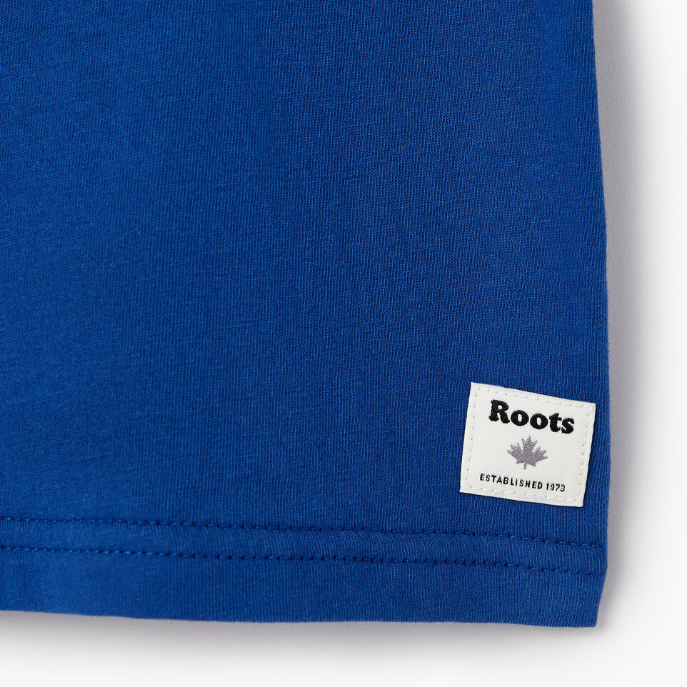 Roots-undefined-T-shirt arc-en-ciel Roots pour bébés-undefined-C