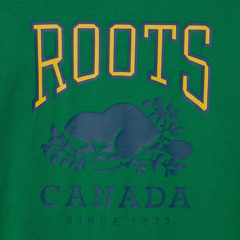 Roots-undefined-Boys Roots Rbc T-shirt-undefined-C
