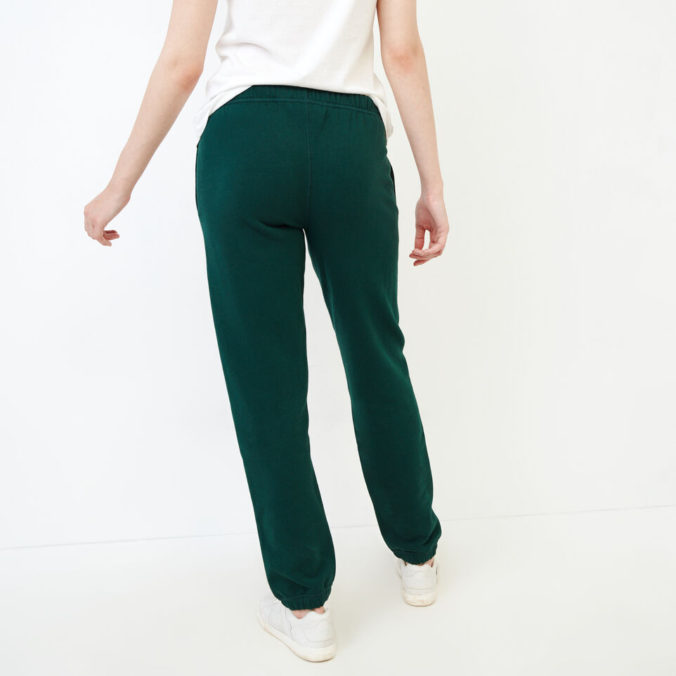 Roots-Women Our Favourite New Arrivals-Original Sweatpant-Varsity Green-D