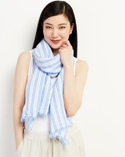 Roots-Women Accessories-Lilouet Scarf-Multi-A