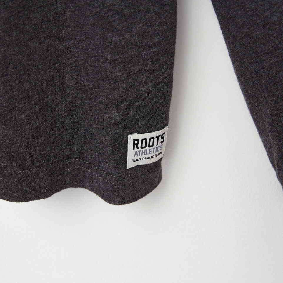 Roots-undefined-T-shirt feuille d'érable à carreaux Buffalo-undefined-C