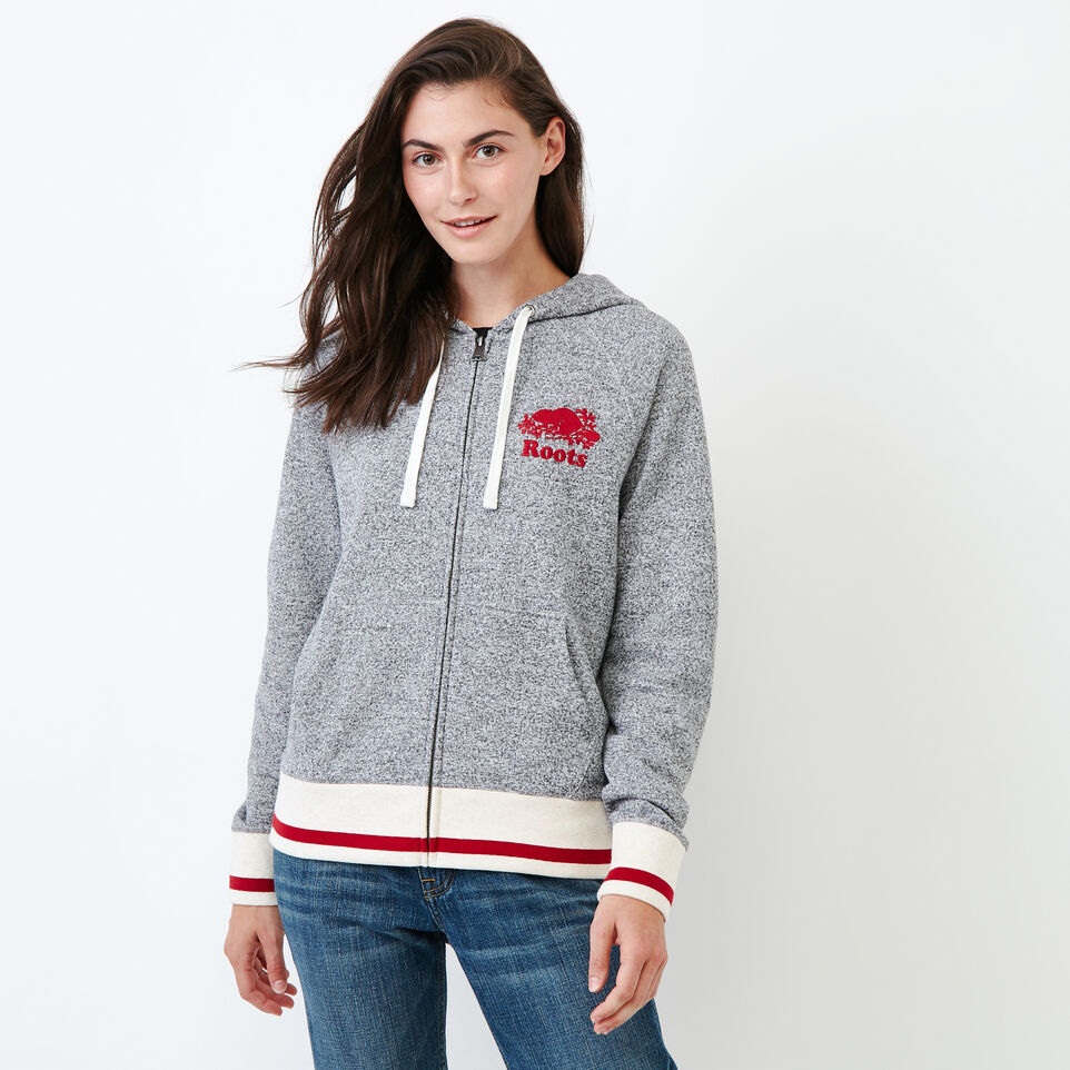 Roots-undefined-Cabin Full Zip Hoody-undefined-A