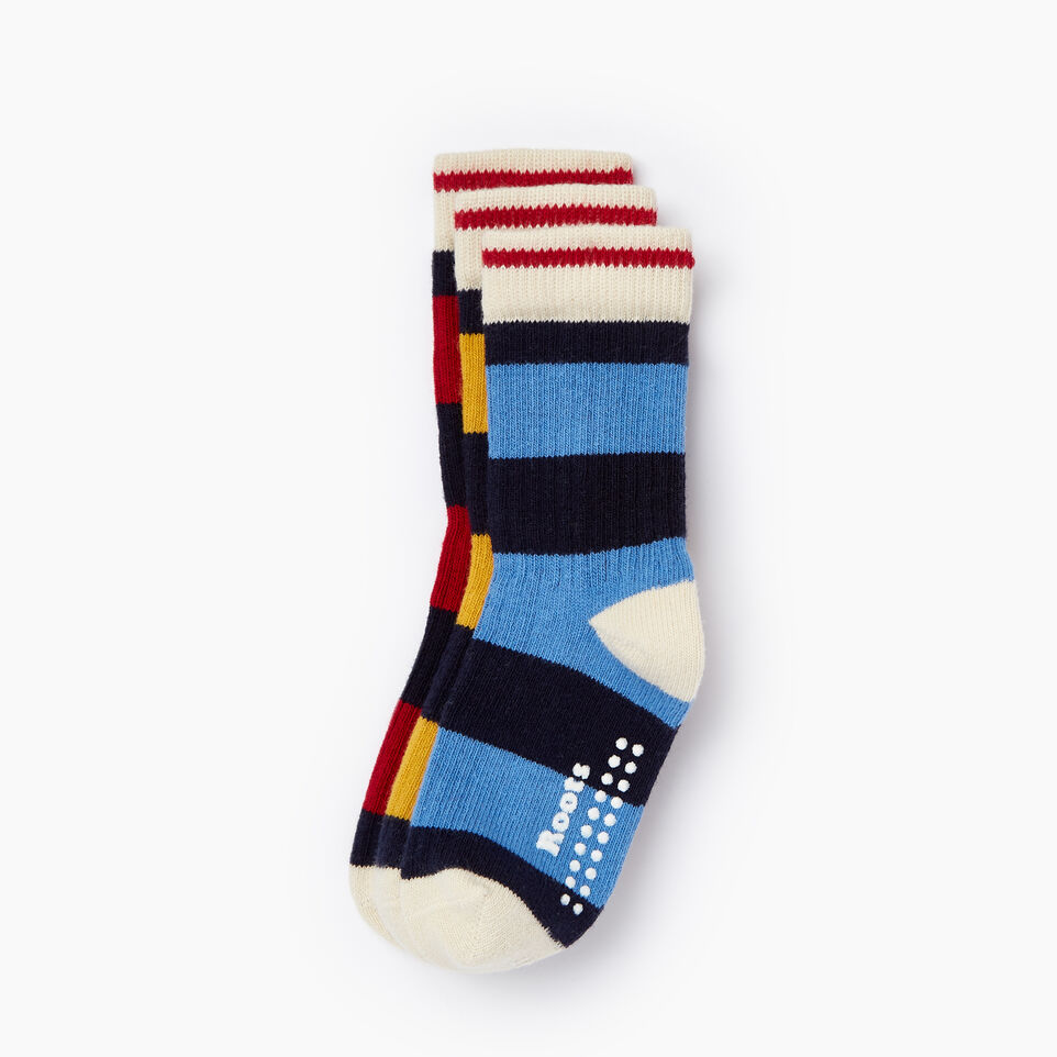 Roots-undefined-Toddler Rugby Sock 3 Pack-undefined-B