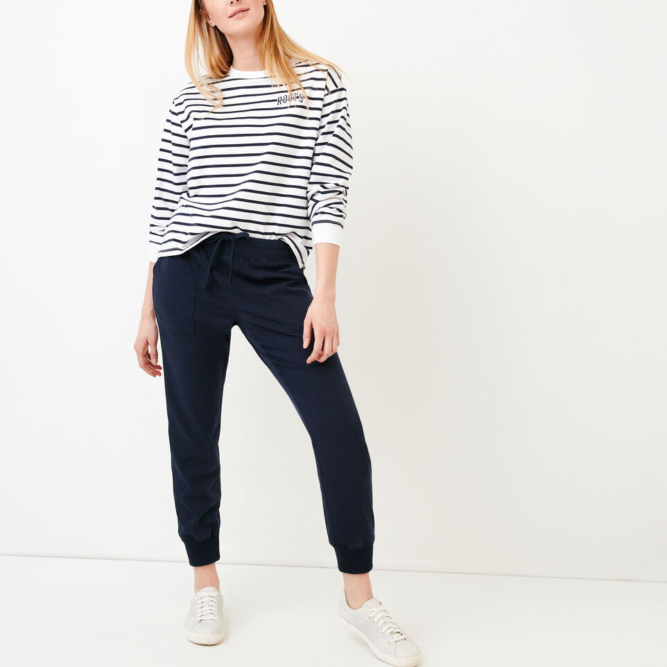 Roots-Women Our Favourite New Arrivals-Brookley Top-White-B