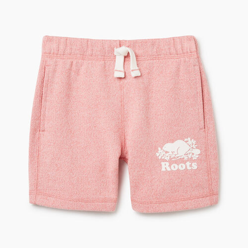 Roots-Sale Toddler-Toddler Original Roots Short-Sunset Apricot Ppr-A
