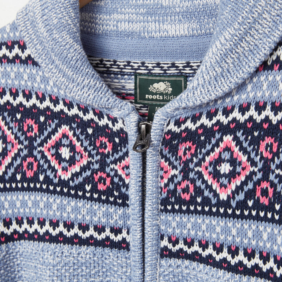 Roots-undefined-Girls Fair Isle Holiday Sweater-undefined-D