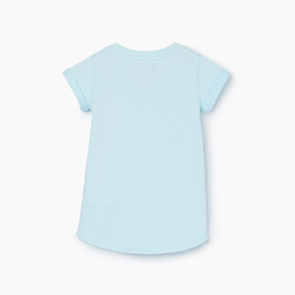 Roots-Kids New Arrivals-Baby Edith Dress-Blue Glow-B