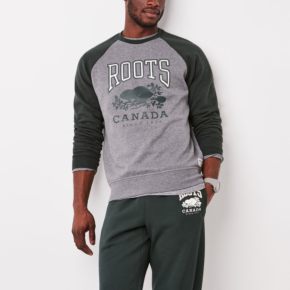 Roots-undefined-Classic Crewneck Sweatshirt-undefined-A