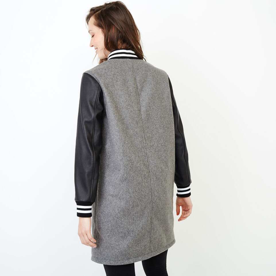 Roots-undefined-Long Sorority Coat-undefined-C