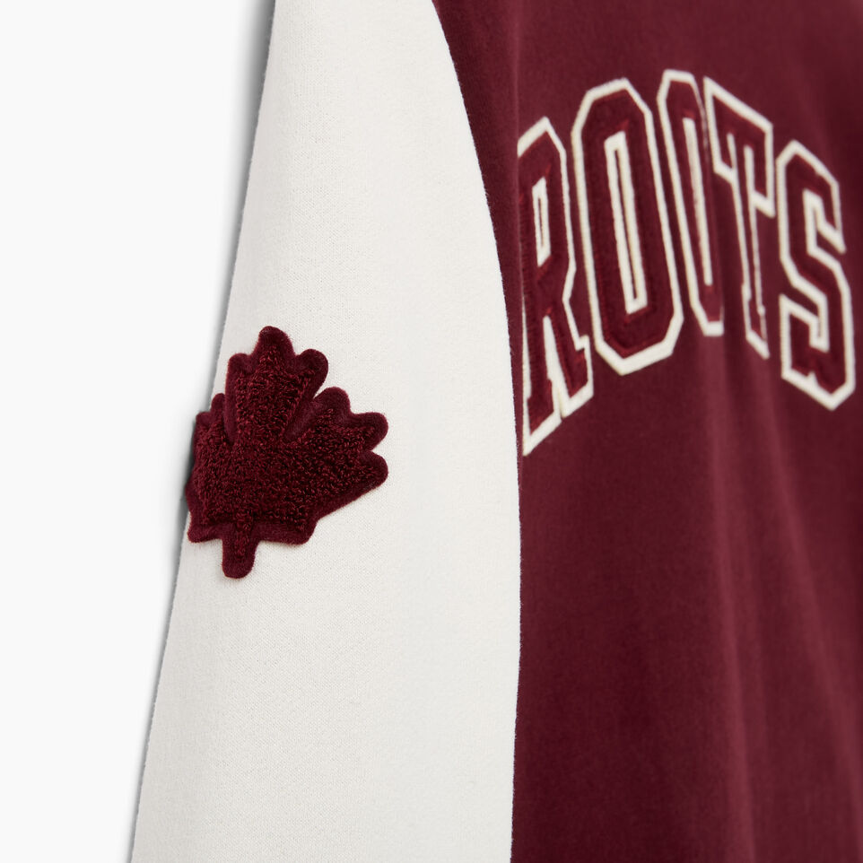 Roots-undefined-Girls Alumni Varsity Jacket-undefined-D