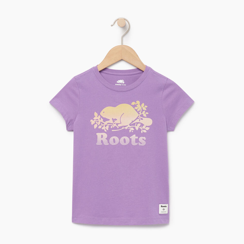 Roots-Kids Our Favourite New Arrivals-Girls Gradient Cooper T-shirt-Hyacinth-A