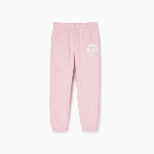 Roots-Clearance Kids-Toddler Laurel Sweatpant-Fragrant Lilac Mix-A