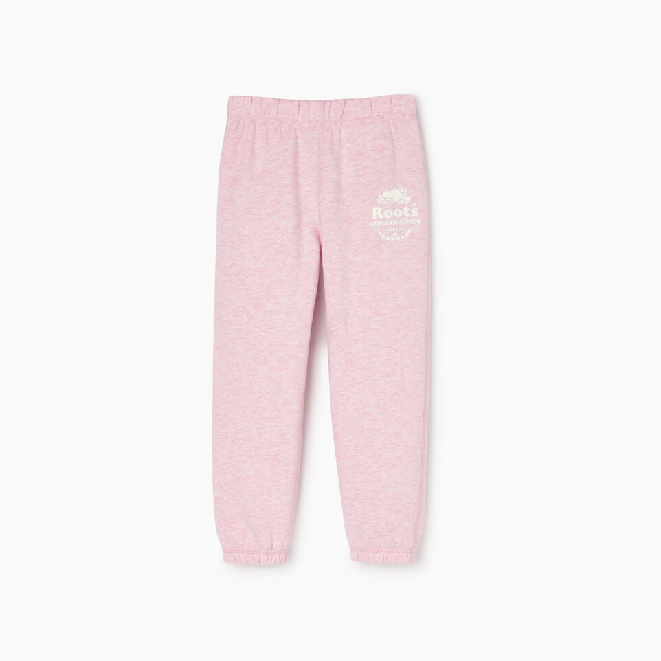 Roots-Sale Kids-Toddler Laurel Sweatpant-Fragrant Lilac Mix-A
