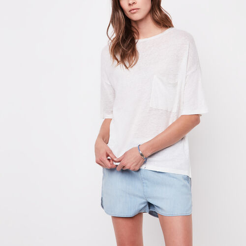 Roots-New For April Layers For Every Season-Saratoga Top-White-A