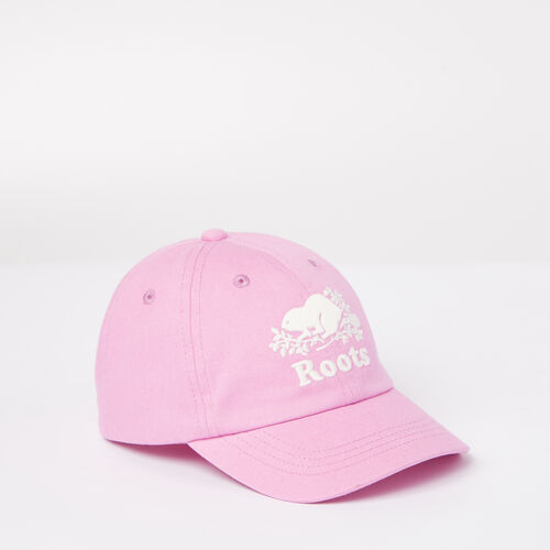 Roots-Kids Our Favourite New Arrivals-Toddler Cooper Baseball Cap-Pastel Lavender-A