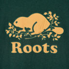 Roots-undefined-Mens Cooper Twill T-shirt-undefined-D