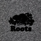 Roots-New For May Women-Womens Baseball Slim T-shirt-Salt & Pepper-D