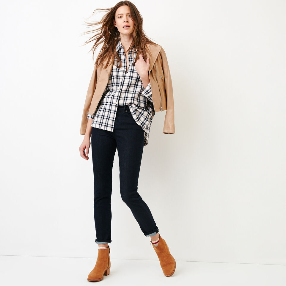 Roots-Women Our Favourite New Arrivals-All Seasons Relaxed Shirt-Pink Cloud-B