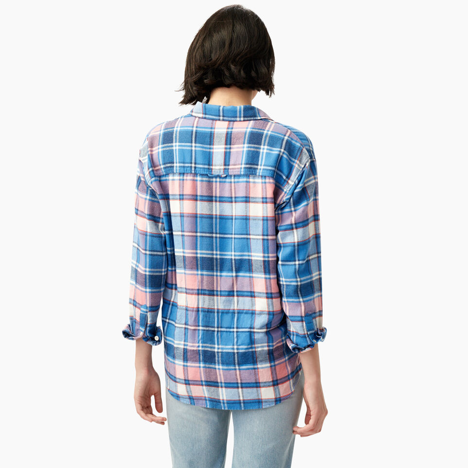 Roots-undefined-Alaina Boyfriend Shirt-undefined-D