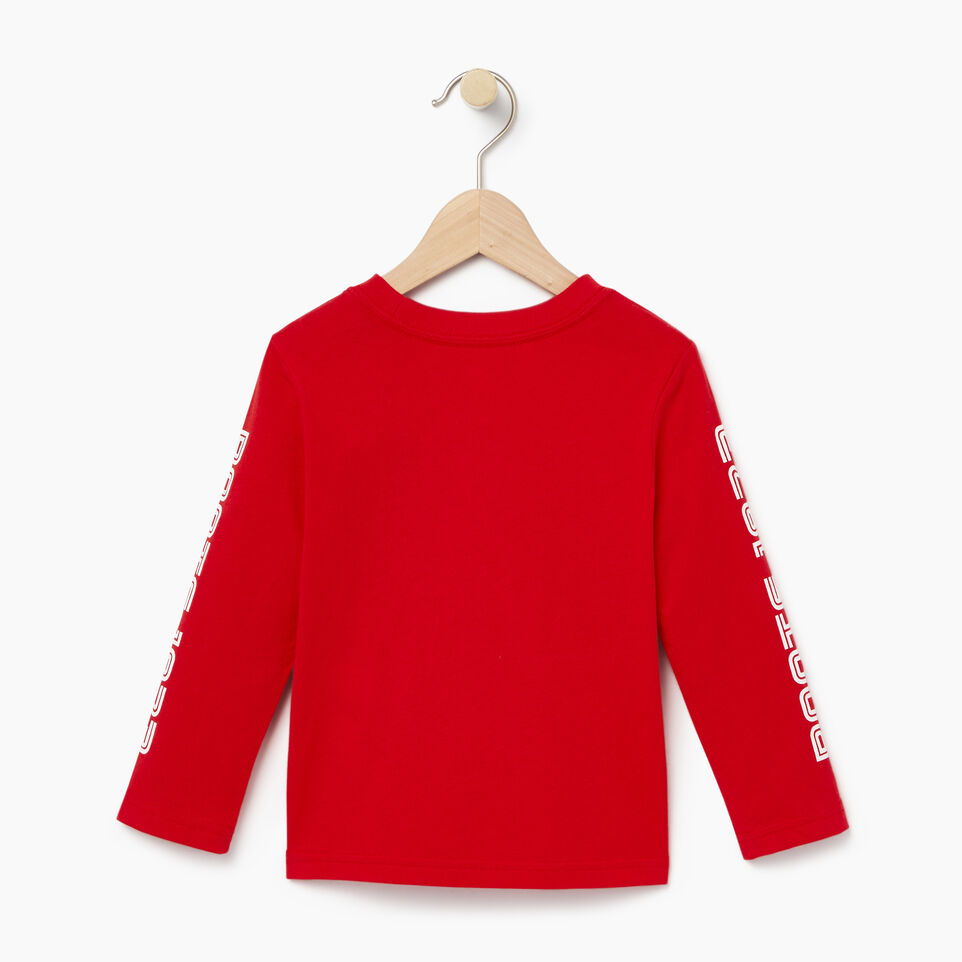 Roots-Kids Our Favourite New Arrivals-Toddler Sportsmas Multi T-shirt-Racing Red-B