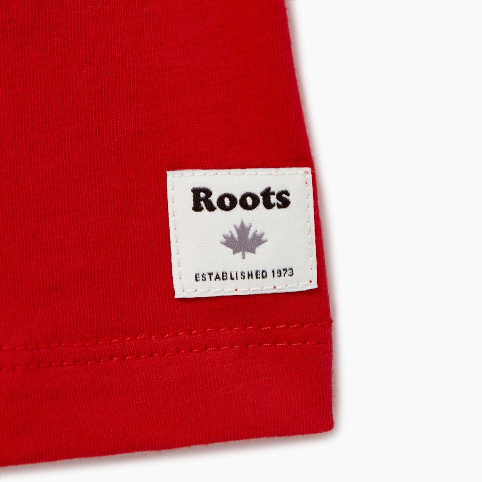 Roots-Kids Our Favourite New Arrivals-Toddler Amore T-shirt-Racing Red-C