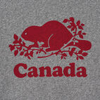 Roots-Gift Guide Canada Collection By Roots™-Womens Roots Canada T-shirt-Grey Mix Pepper-D