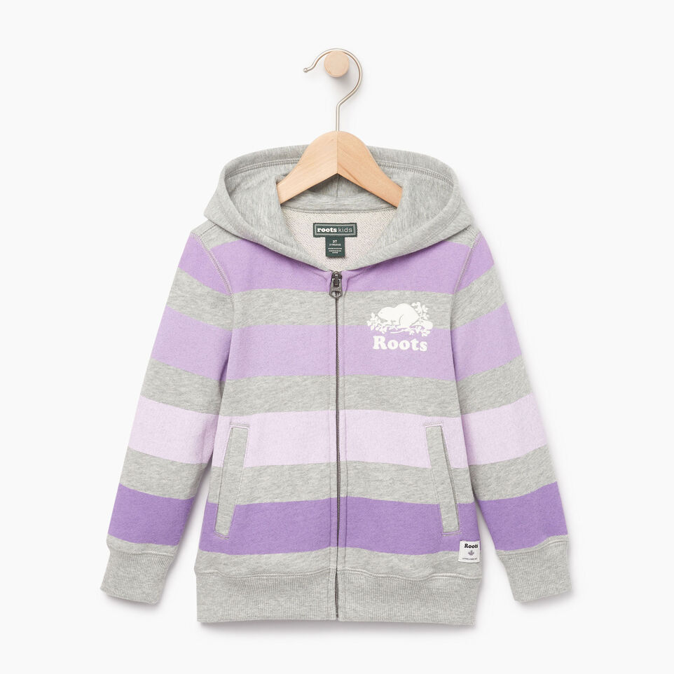 Roots-undefined-Toddler Ombre Stripe Full Zip Hoody-undefined-A