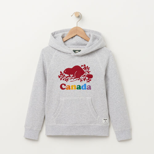 Roots-Kids Girls-Girls Canada Raglan Hoody-Snowy Ice Mix-A