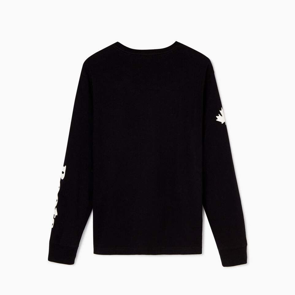 Roots-undefined-Mens Cooper Remix Long Sleeve  T-shirt-undefined-B