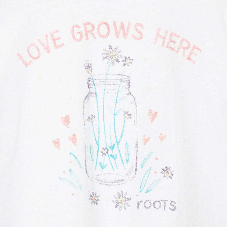 Roots-undefined-Toddler Love Grows Here T-shirt-undefined-C