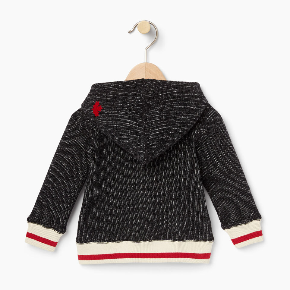 Roots-undefined-Baby Roots Cabin Full Zip Hoody-undefined-B